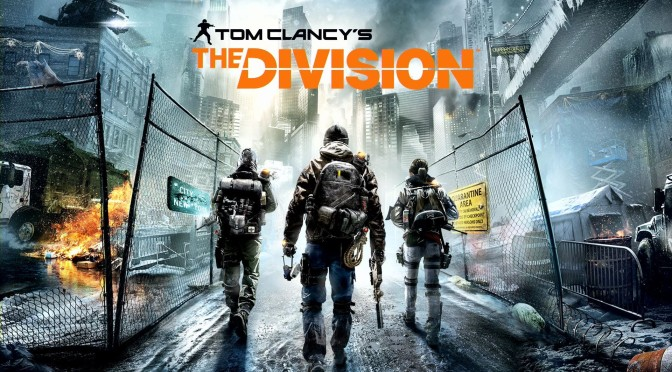 The Division – Not For Me, Maybe For You