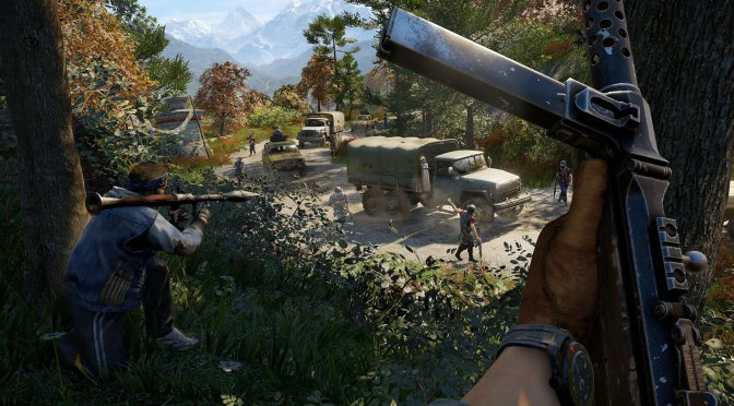 Far Cry 4 – How To Co-op