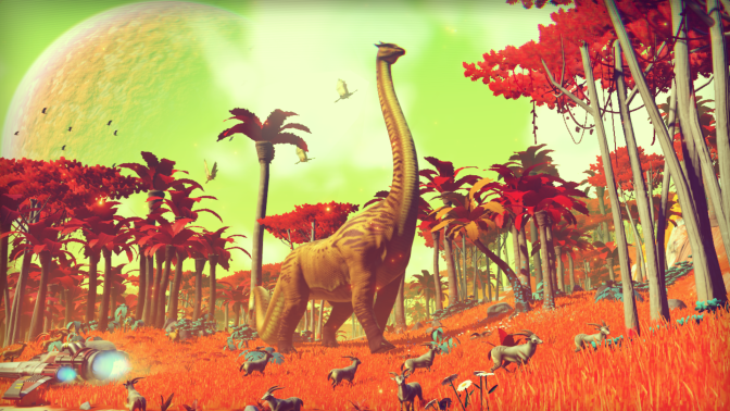 No Man's Sky – First Impressions