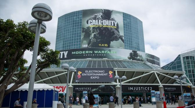 E3 2016 Preview