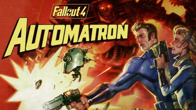 Fallout 4 – Automatron – Turning Junk Into Killer Robots