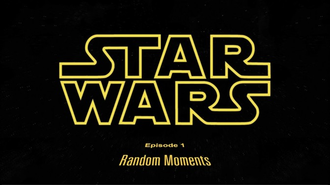 Star Wars Battlefront – Episode 1 – Random Moments