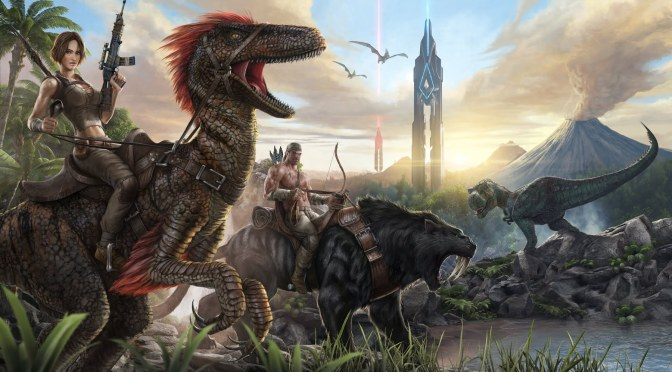 Ark – PvE Raiding