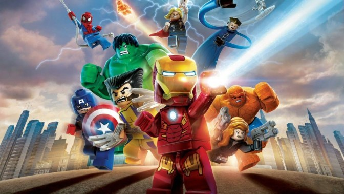 First Look – Lego Marvel's Avengers