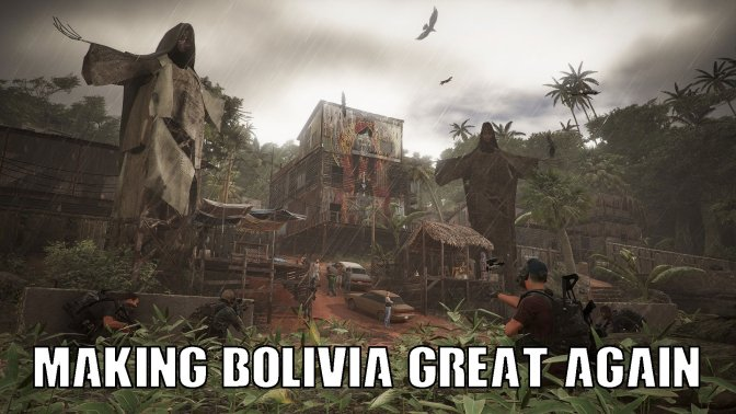 Making Bolivia Great Again