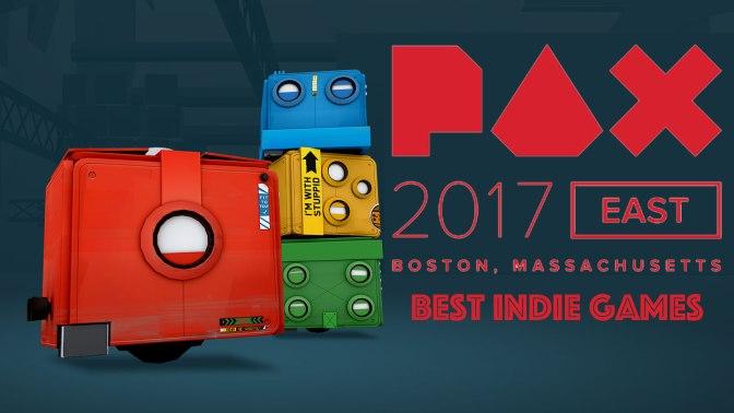 PAX East 2017 – Best Indie Games