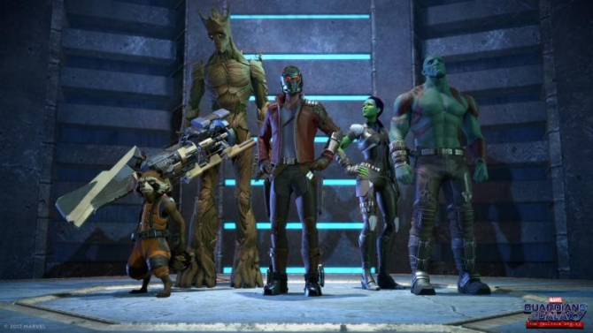 Guardians of the Galaxy – The Telltale Series – Episode 1