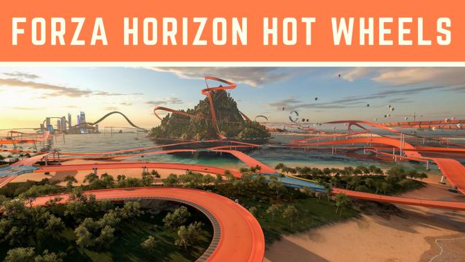 Forza Horizon Hot Wheels