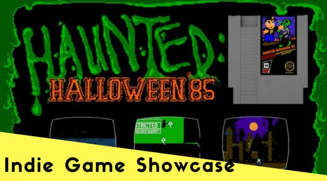 Indie Game Showcase – Haunted – Halloween '85
