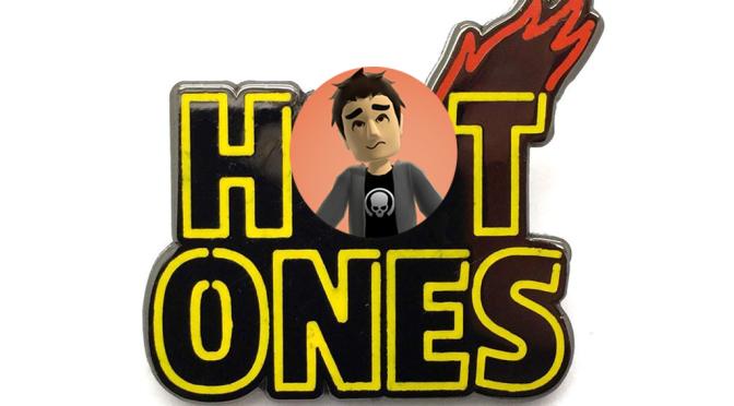 Hot Ones Hot Wing Challenge
