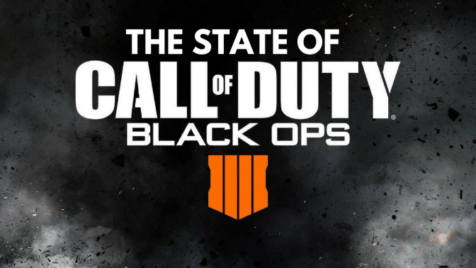 The State of Call of Duty in 2018 – Black Ops 4 No Campaign – MW2 No Multiplayer