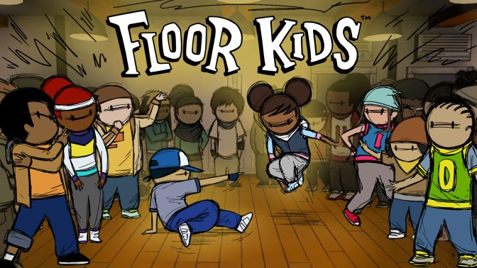 Floor Kids – Best Indie Game At PAX East 2018