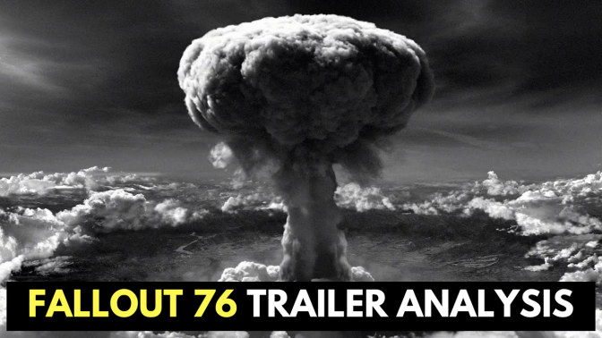 Fallout 76 Trailer Analysis