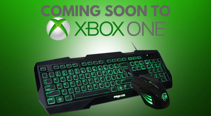 Xbox One Mouse and Keyboard Support Coming Soon – Could this be the death of Xbox?