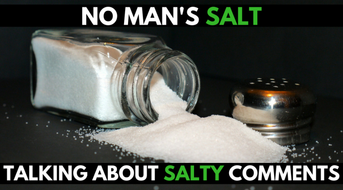 No Man's Salt