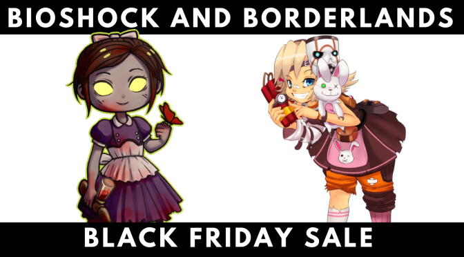 BioShock and Borderlands Black Friday Sale